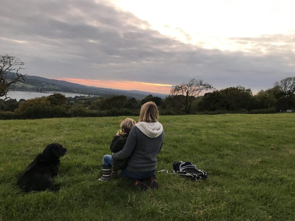 Enjoy the sunset views, Somerset