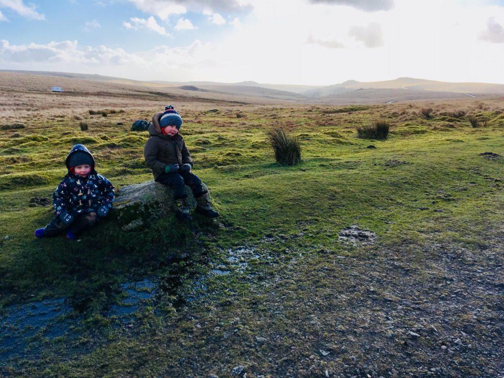 exploring dartmoor