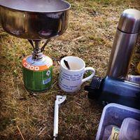 wild camping kit list