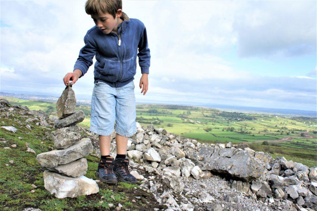 building a cairn