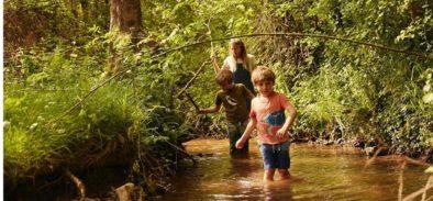 adventure upstream