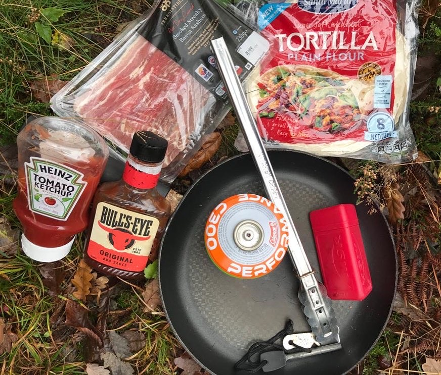 outdoor cooking kit list