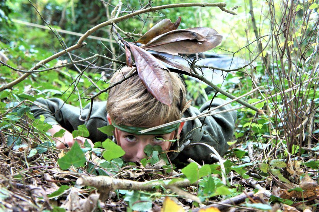 childrens outdoor activity