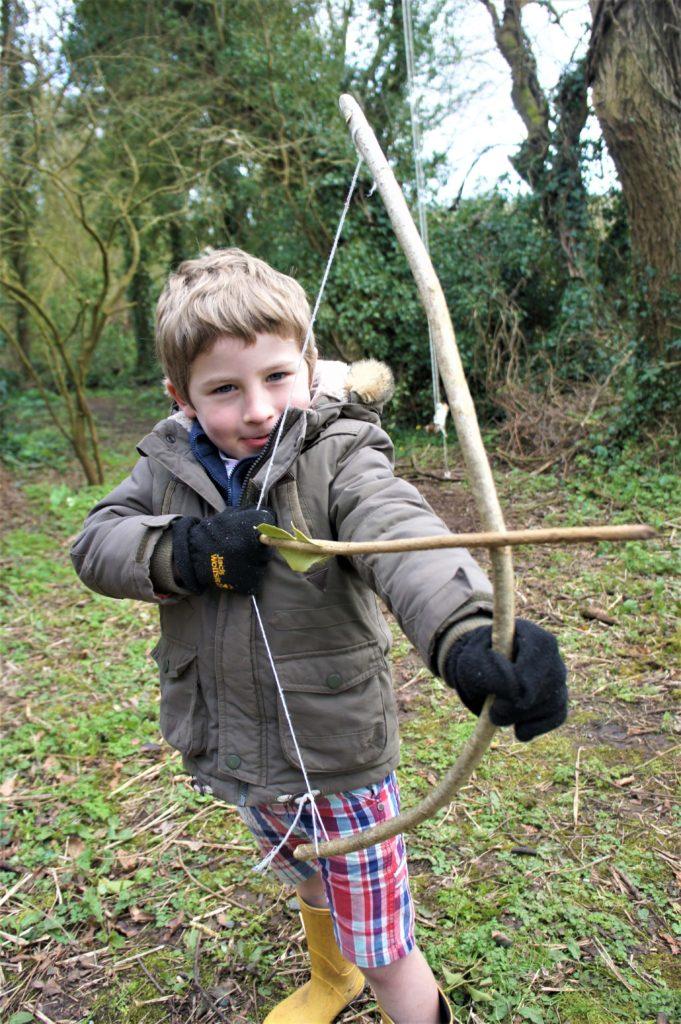 childrens wood whittling