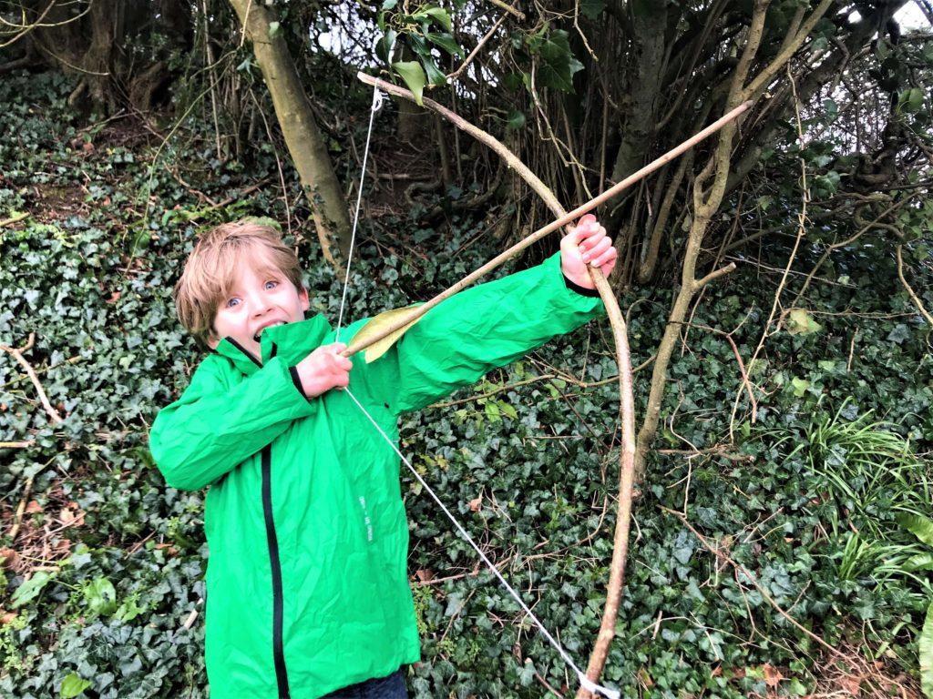 childrens bushcraft