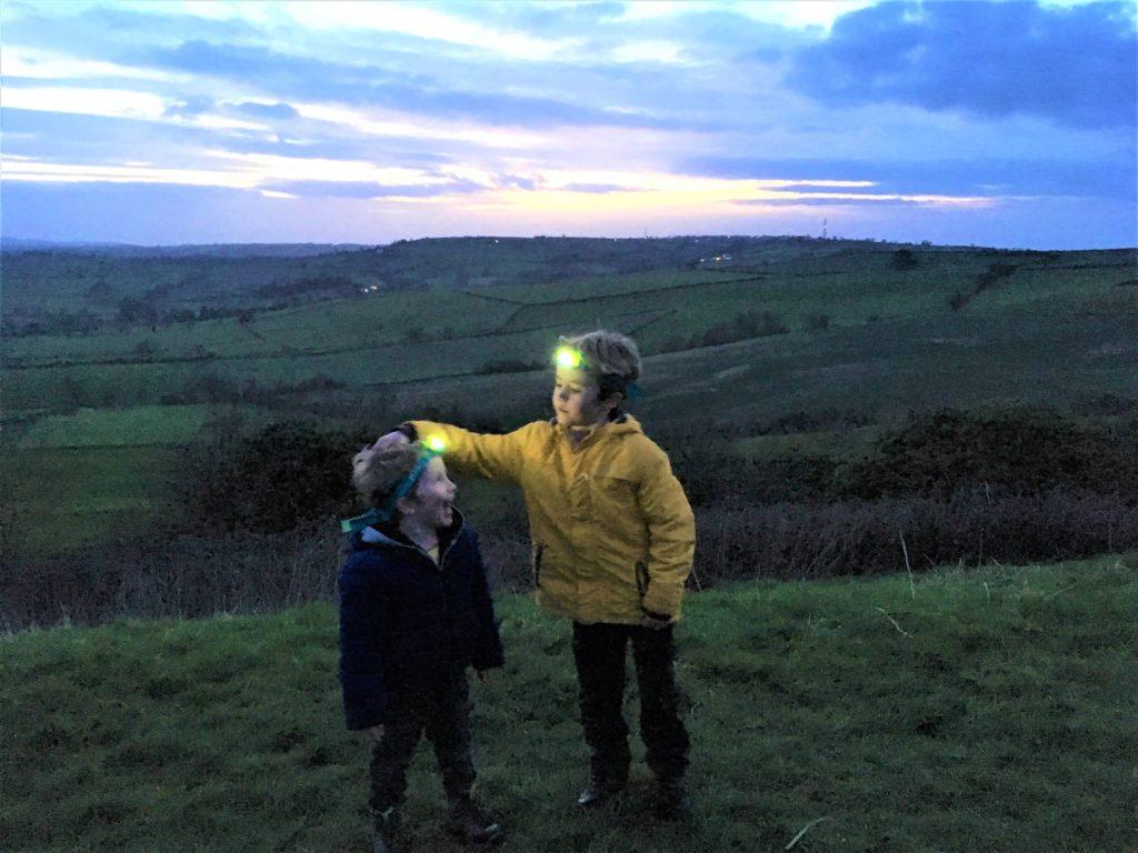 outdoor adventures with children