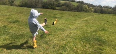 wellie wanging