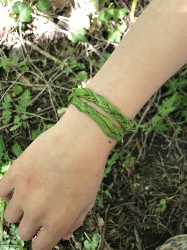 nettle bracelets