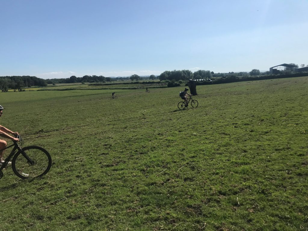 somerset cycle trails